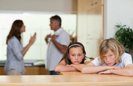 צו הגנה מפני הקונפליקט שבין ההורים