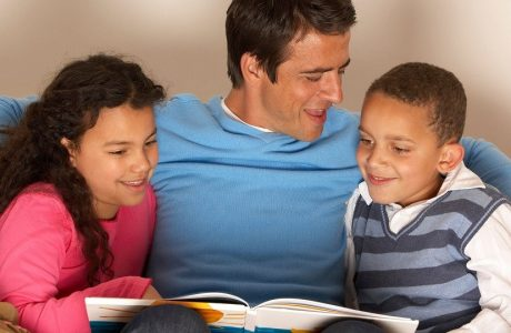 זה כל הסיפור – מדוע כדאי להקפיד להקריא לילדים ספרים, גם כשחיים בבתים נפרדים